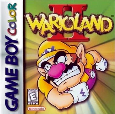 Wario Land II (Game Boy Color Ver.)