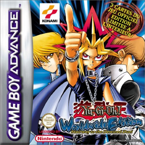 Yu-Gi-Oh: Stairway to the Destined Duel [Worldwide Edition]
