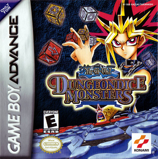 Yu-Gi-Oh: Dungeon Dice Monsters