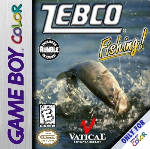 Zebco Fishing!