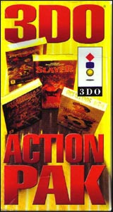 3DO Action Pak