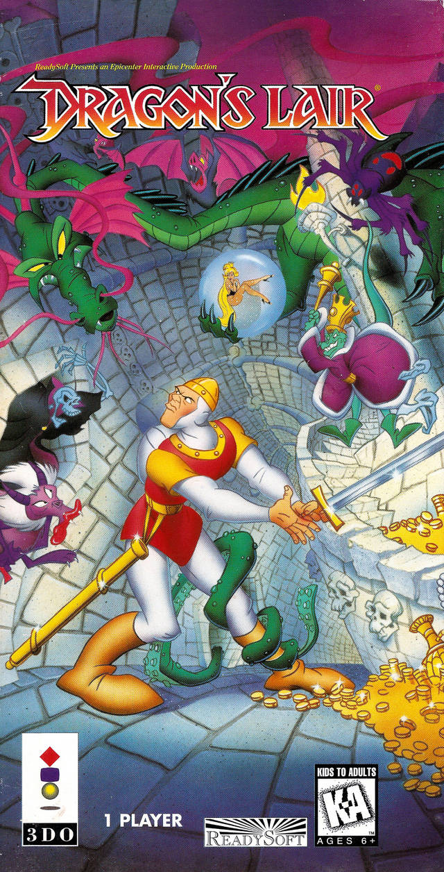Dragon's Lair 3DO