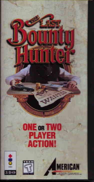 Last Bounty Hunter, The