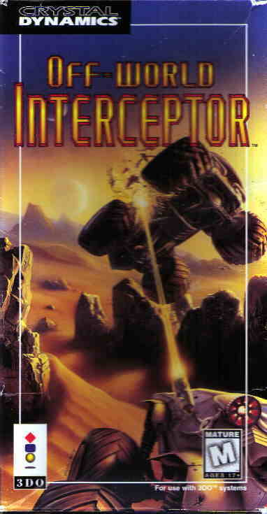 Off World Interceptor