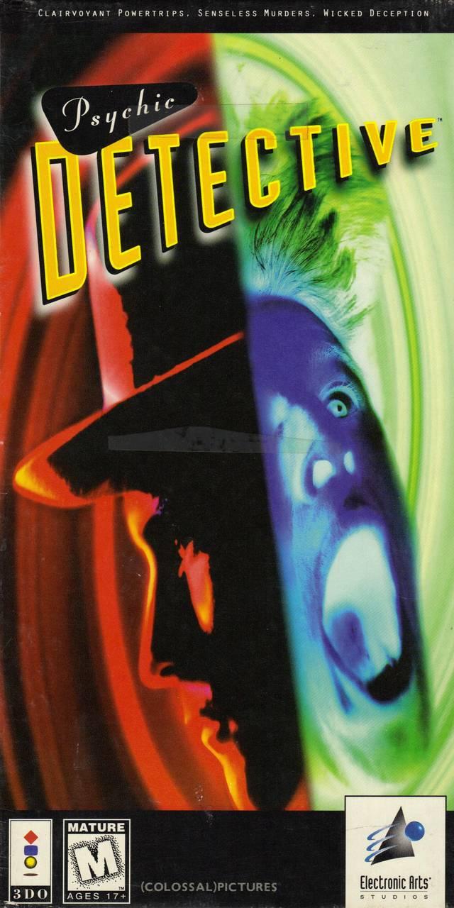 Psychic Detective 3DO