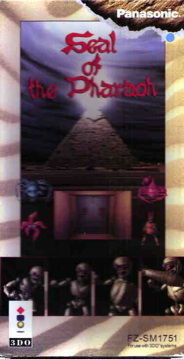 Seal of the Pharaoh 3DO