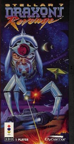 Stellar 7: Draxon's Revenge 3DO