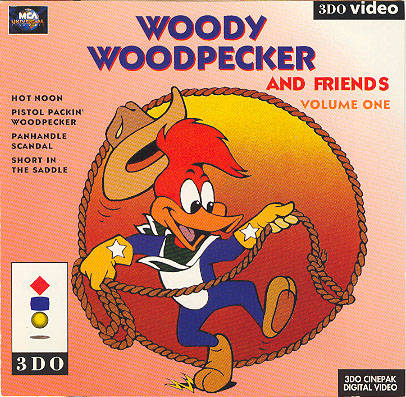 Woody Woodpecker & Friends Volume 1