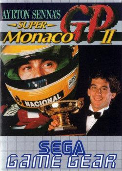Super Monaco GP II, Ayrton Senna