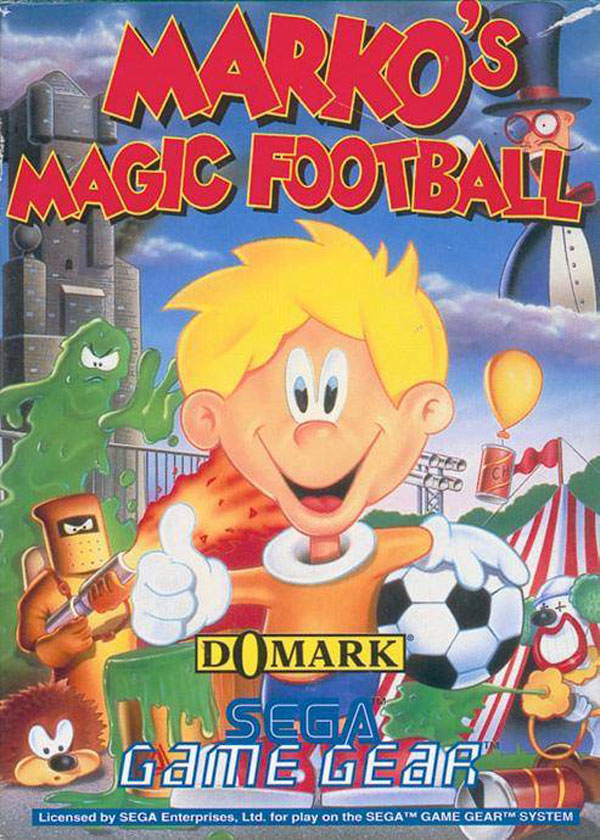 Marko's Magic Soccer Ball