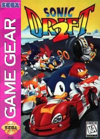 Sonic Drift 2