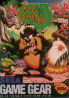 TAZ-MANIA Search for Sea Bird