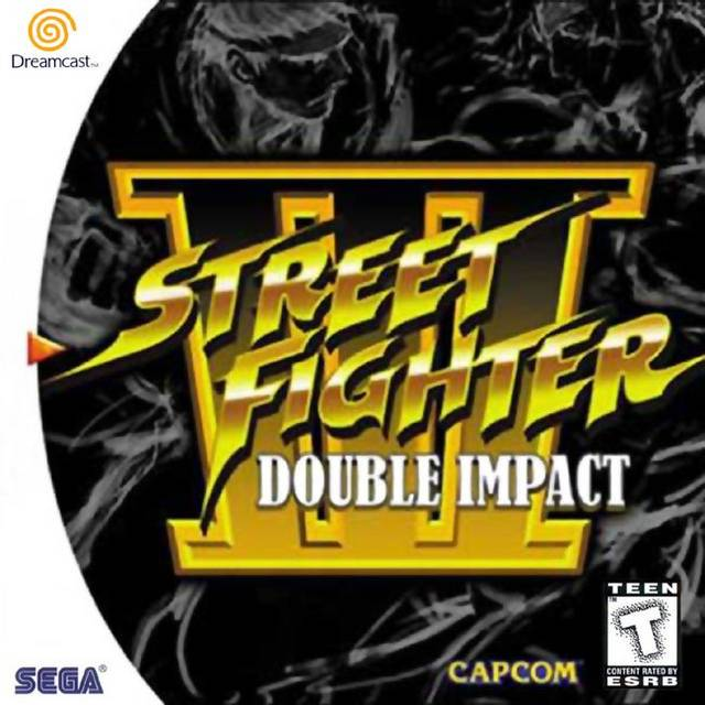Street Fighter 3: Double Impact