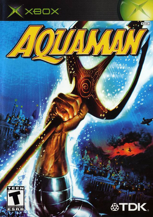 Aquaman:Battle for Atlantis