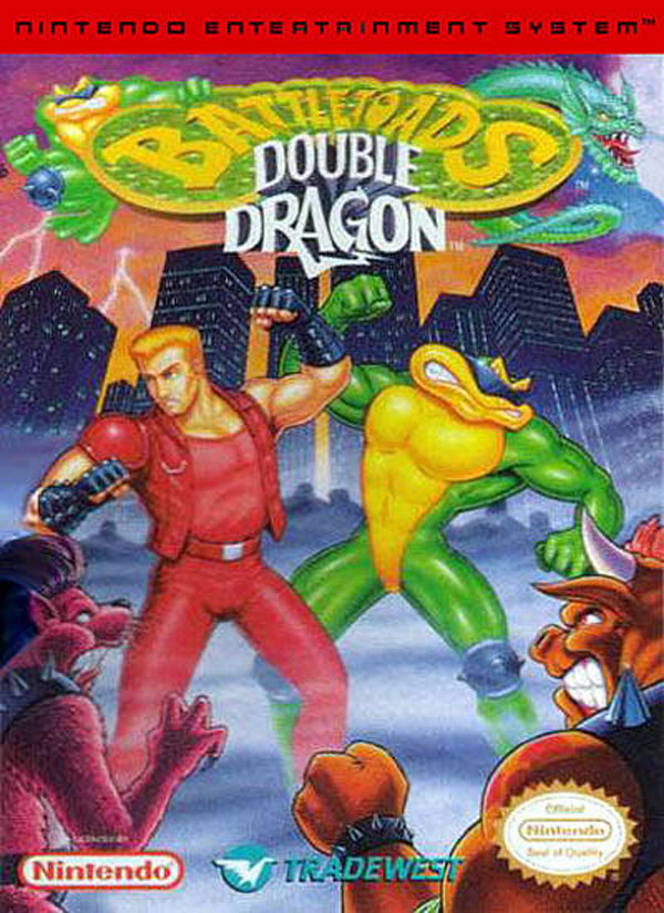 Battletoads & Double Dragon: Ultimate Team
