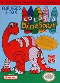 Color a Dinosaur