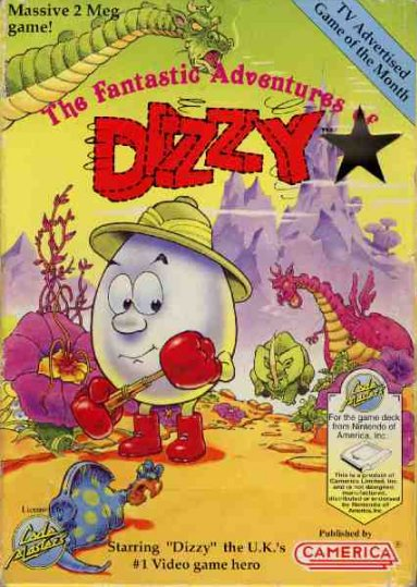 Fantastic Adventures of Dizzy