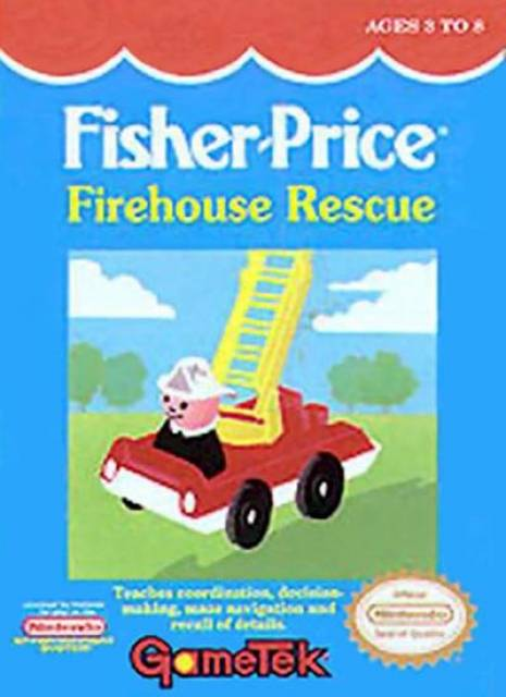 Fisher Price: Fire House Rescue