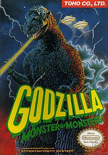 Godzilla: Monster of Monsters!