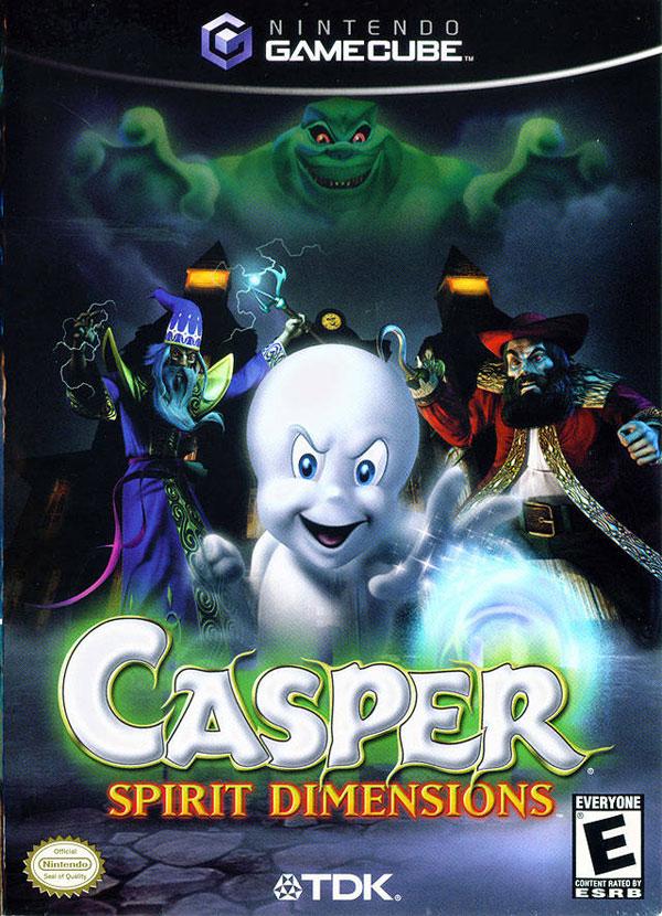 Capser: Spirit Dimensions