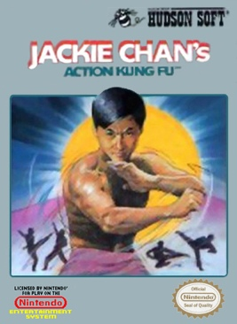 Jackie Chan's Action Kung-Fu