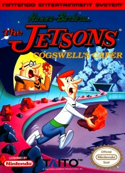 Jetsons: Cogswell's Caper!
