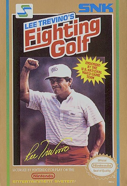 Lee Trevino's Fighting Golf