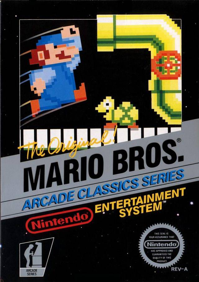 Mario Bros: Arcade Classic Series