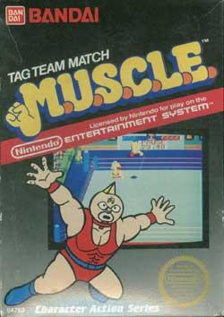 M.U.S.C.L.E.: Tag Team Match