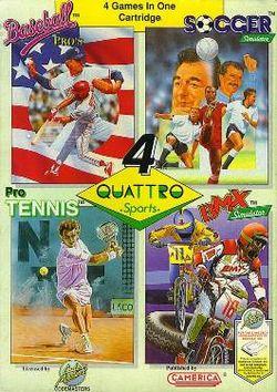 Quattro Sports 4 Games in 1