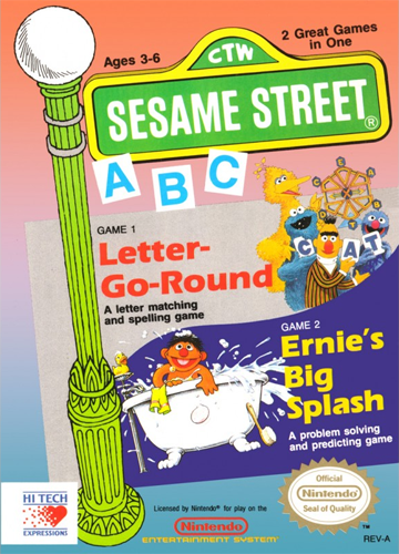 Sesame Street ABC