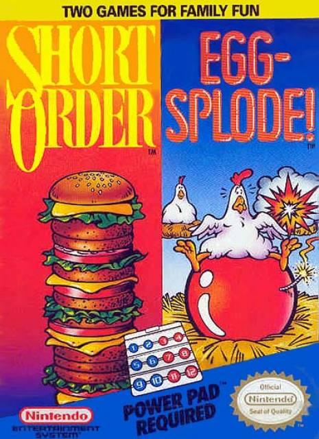 Short Order / Eggsplode