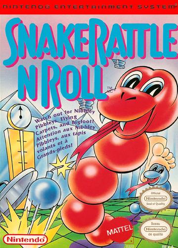 Snake Rattle N Roll