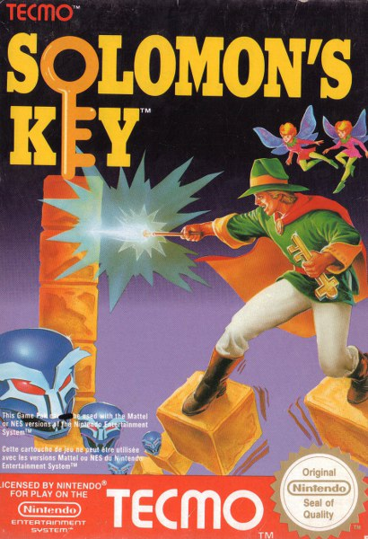 f04feef1b343 Buy Nintendo   NES Solomon s Key