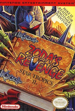 StarTropics 2: Zoda's Revenge