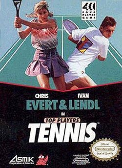 Top Players Tennis / Chris Evert & Ivan Lendl