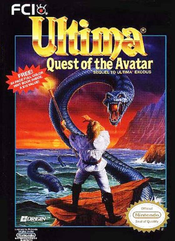 Ultima: Quest of Avatar