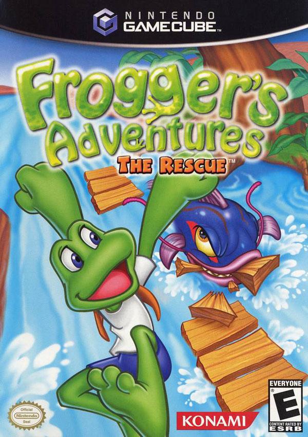 Frogger's Adventure: The Rescue