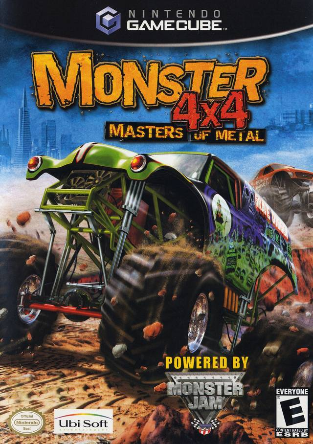 Monster 4X4: Master Of Metal