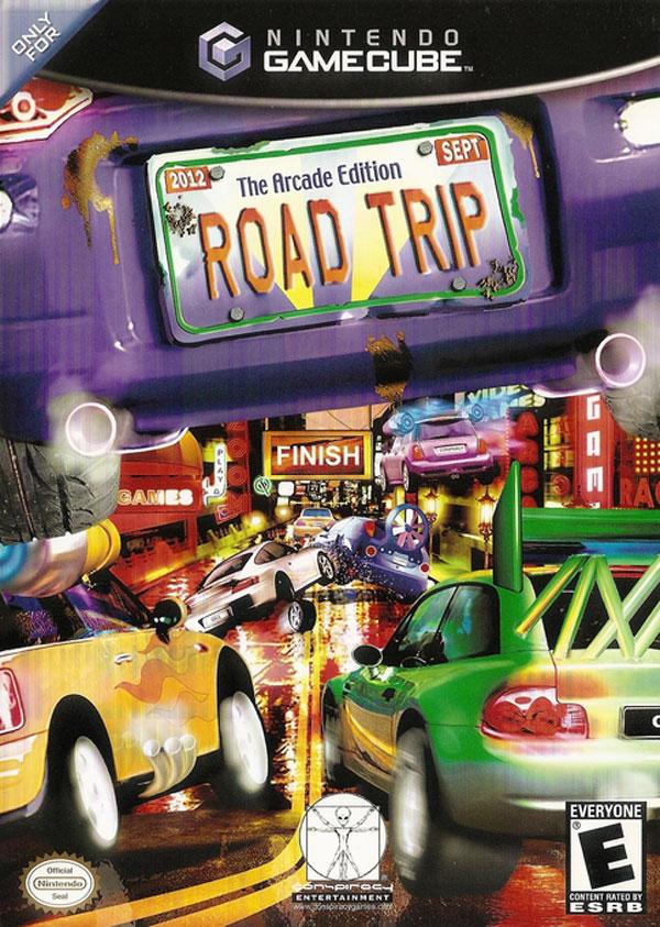 Road Trip: Arcade Edition