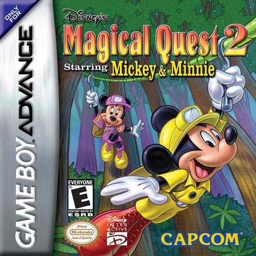 Disney's Magical Quest 2 Starring Mickey and Minnie