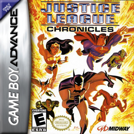 Justice League Chronicles