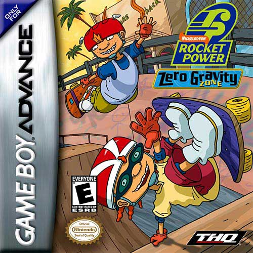 Rocket Power: Zero Gravity Zone