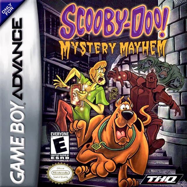 Scooby Doo: Mystery Mayhem