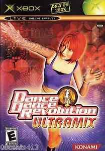 Dance Dance Revolution Ultra Mix