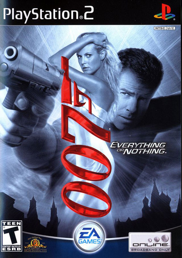 Bond 007: Everything or Nothing
