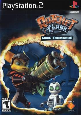 Ratchet & Clank 2: Going Commando