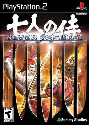 Seven Samurai 20XX