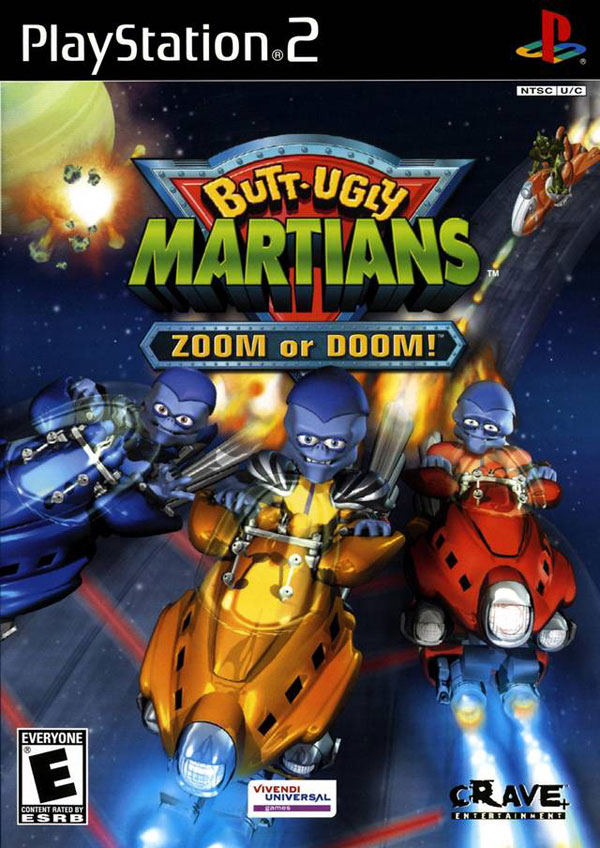 Butt Ugly Martians: Zoom or Doom