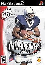 NCAA GameBreaker 2004